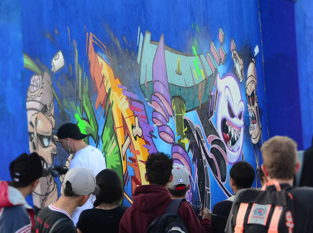 Meeting of Styles – Colombia