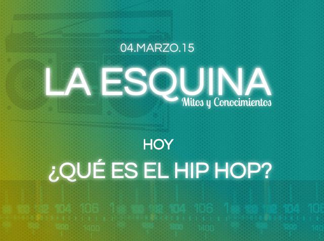 ¿Qué es el  Hip Hop?