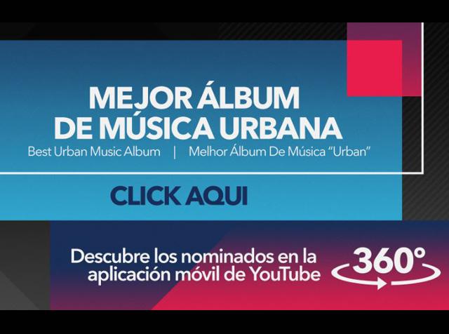 Ariana Puello y El B fueron nominados a los Grammys Latino