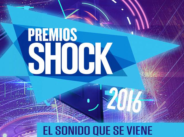¡Varios artistas del Hip Hop están nominados a los premios Shock!