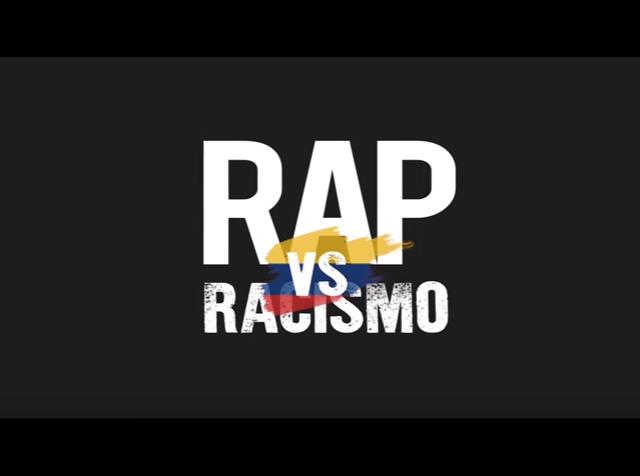 Rap contra el racismo Colombia