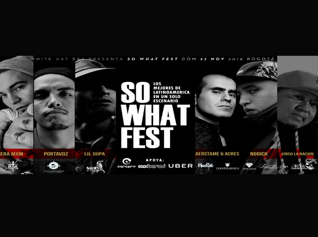 Por la negación de la Visa, el artista cubano invitado al So What Fest no asistirá