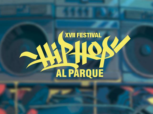 ¡Este es el cartel oficial del Festival Hip Hop al Parque 2017!