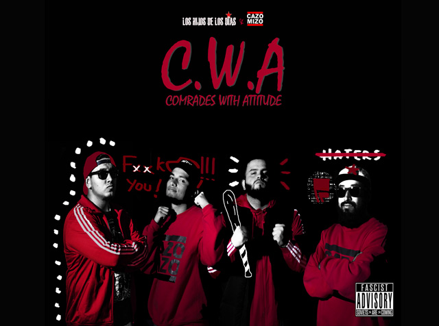 Comrades With Attitude C.W.A