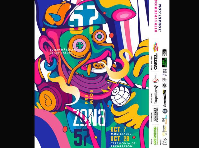 ¡Los Primeros Premios de Hip Hop en Colombia!