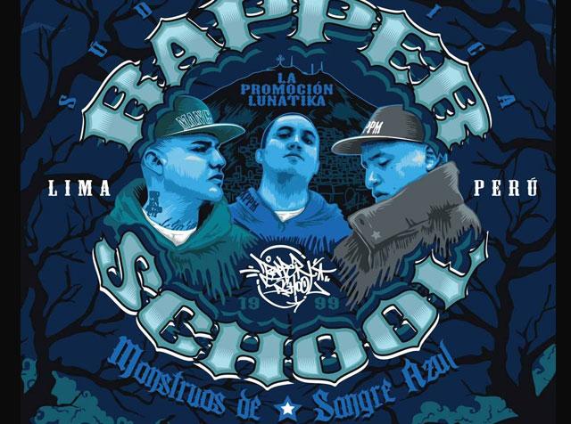¡Rapper School lanza un nuevo disco!