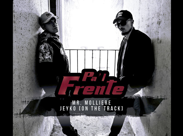 Pa'l Frente │ Mr. Molliere Ft. Jeyko On The Track