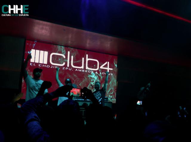 Club 4, una nueva familia
