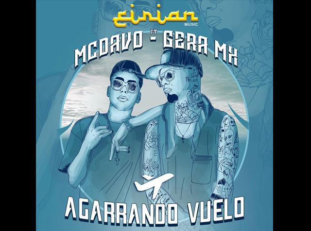 Agarrando Vuelo |  Mc Davo Ft. Gera MX