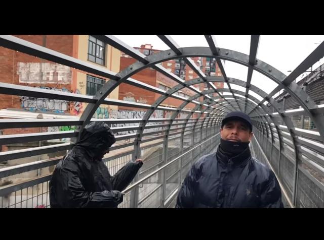 El Rap Q-Bano Esta de Vuelta | Rxnde Akozta & El Pelón