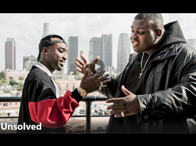 Conoce la nueva serie de Netflix que investiga la muerte de Notorious B.I.G y Tupac