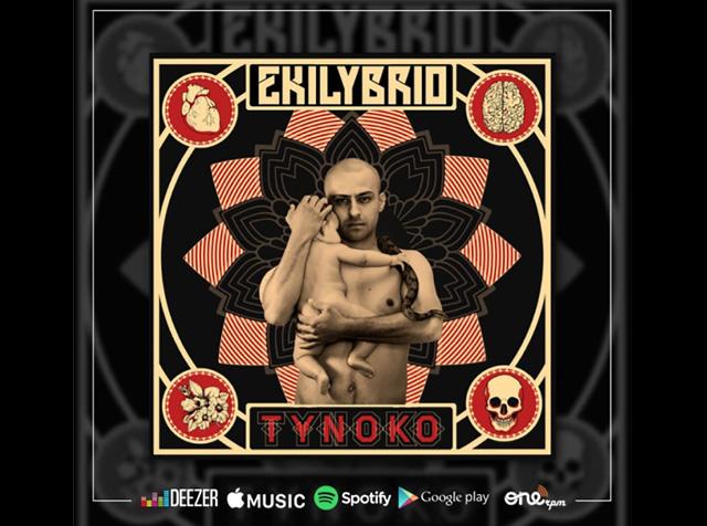 Ekilybrio, el nuevo disco de Tynoko