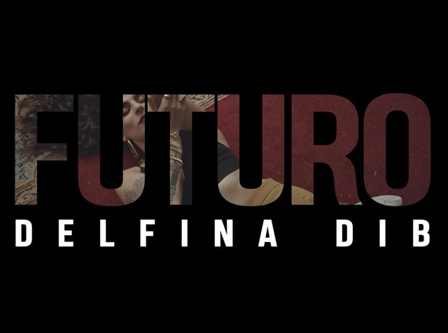 Conoce el primer sencillo como solista de Delfina Dib