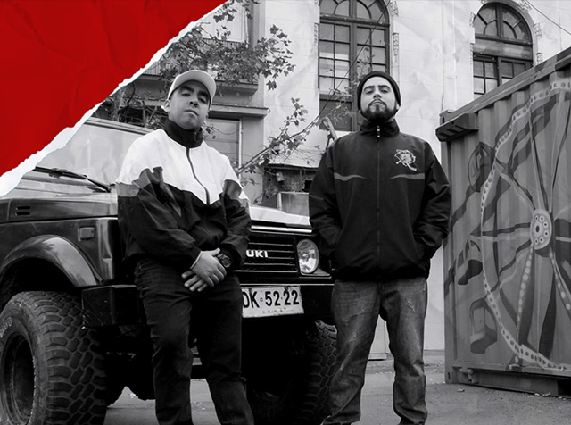 "FAKtor & BlueFonk estrenan su EP ""Ni Blu Ni Fa"""