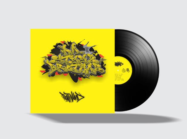 El más reciente disco en formato vinilo de Da Steez Brothaz