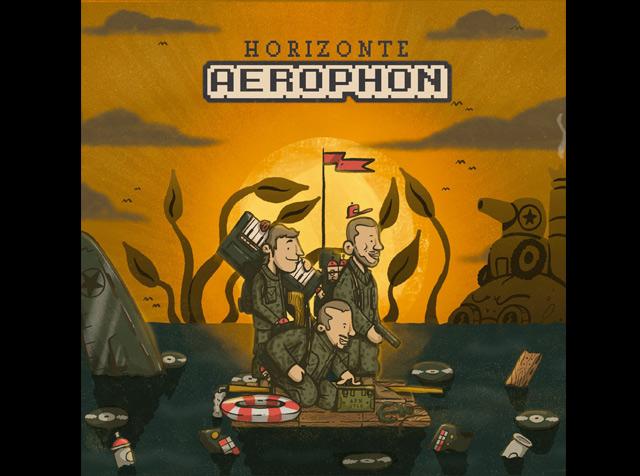 Horizonte, el nuevo álbum de Aerophon Crew