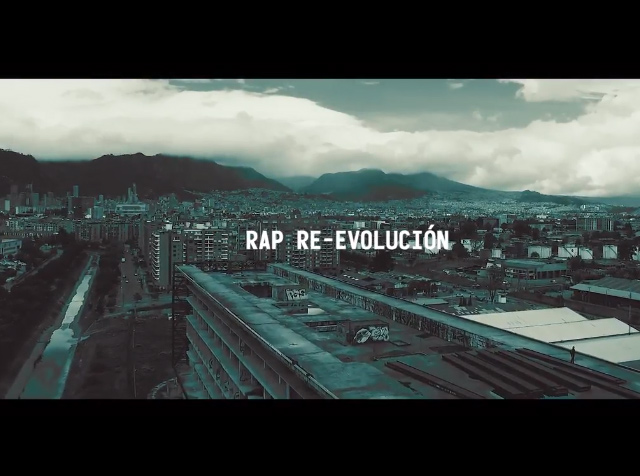 Rap Re Evolución | Inedit Komplement Ft. Sahia Street