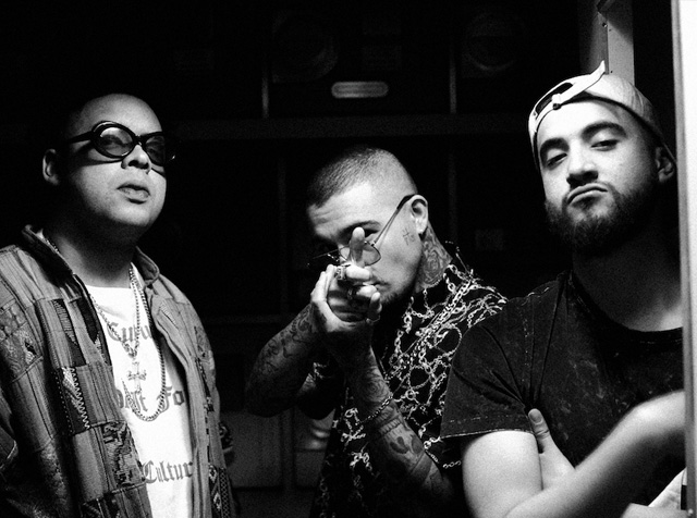 Rap Bang Club junto a Gera MX