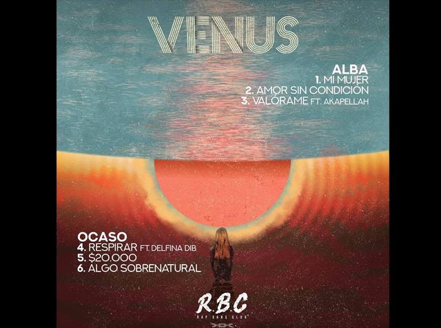 Venus, el nuevo EP de Rap Bang Club
