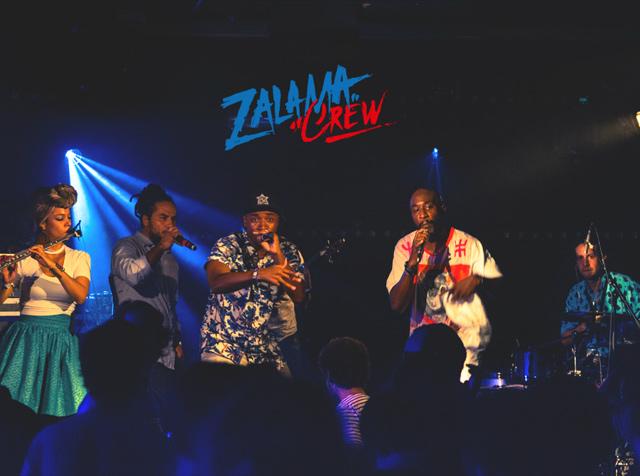 Déjalo, nuevo single de Zalama Crew