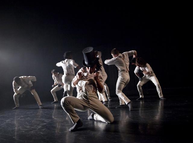 Danza / Hip Hop en el Julio Mario Santo Domingo