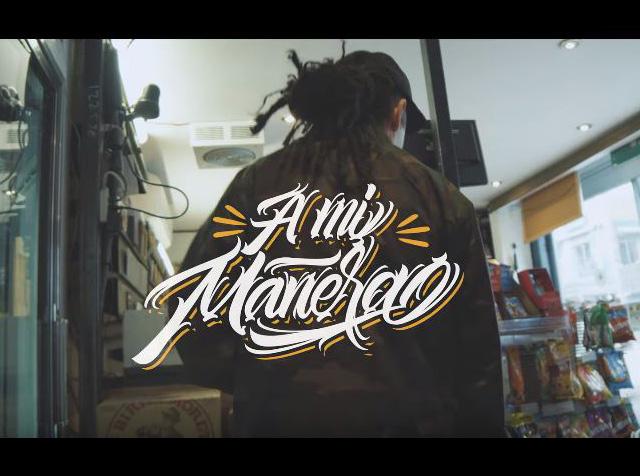 Videoclip oficial de «A mi manera», por LRO